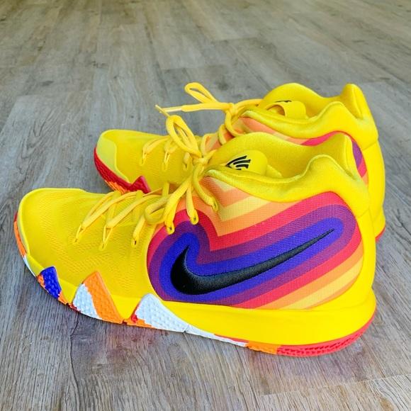 Nike Shoes | Nike Kyrie 4 7s | Poshmark